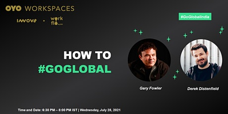 How to #GoGlobal tickets