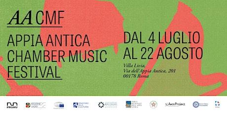 Appia Antica Chamber Music Festival biglietti