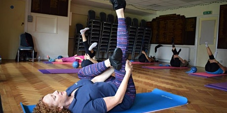 Perfect your Pilates - 6 week online live course tickets