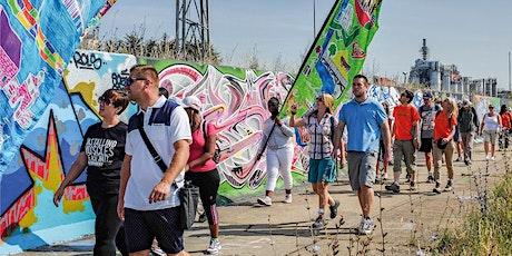 Graffiti wall walk Purfleet-on-Thames to Grays tickets