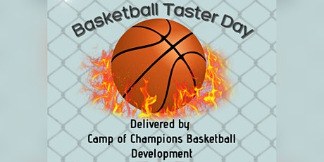 Bagnelstown Activity Hub Basketball Taster Day  Session 2-15 & 17 yrs Mixed tickets
