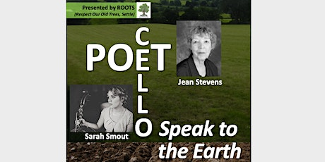 POET and CELLO : Speak to the Earth tickets