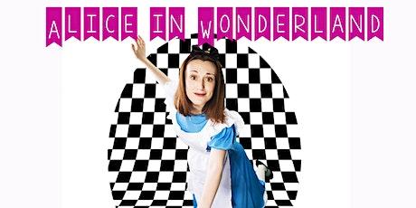 Alice in Wonderland - Kirkgate Market - Leeds tickets