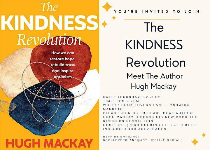 Meet the Author Hugh Mackay image