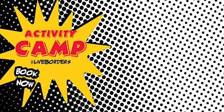 Peebles Holiday Activity Camp 2 tickets
