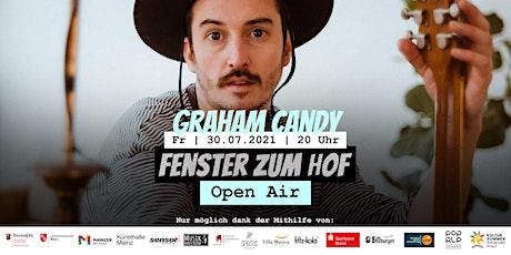 Fenster zum Hof (Open Air) - Graham Candy Tickets