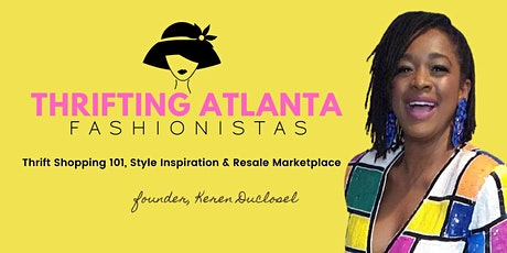 July 31st Thrifting Atlanta Bus Tour (Metro-Atlanta Stores) tickets
