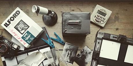 Make It Yours:  Handmade Pinhole Camera tickets
