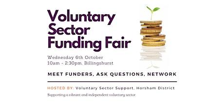 Funding Fair - Meet the Funders tickets