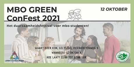 MBO Green ConFest 2021 tickets