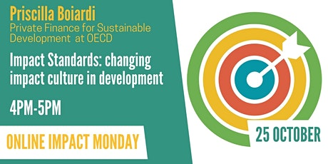 Impact Standards: changing impact culture in development tickets