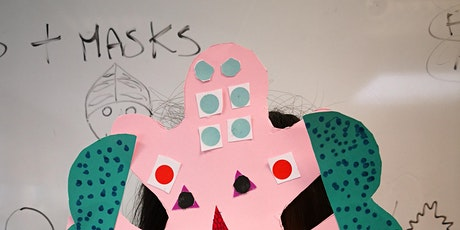 Make It Yours: Who Am I? Mask Making Virtual Event tickets