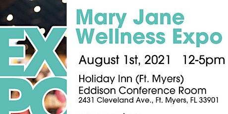 Mary Jane Wellness Expo tickets
