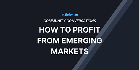 Investing In The Next Frontier Market tickets