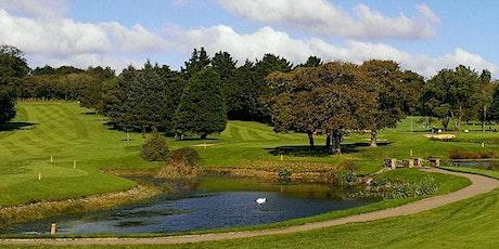 Golf Networking at Tehidy Golf Club tickets
