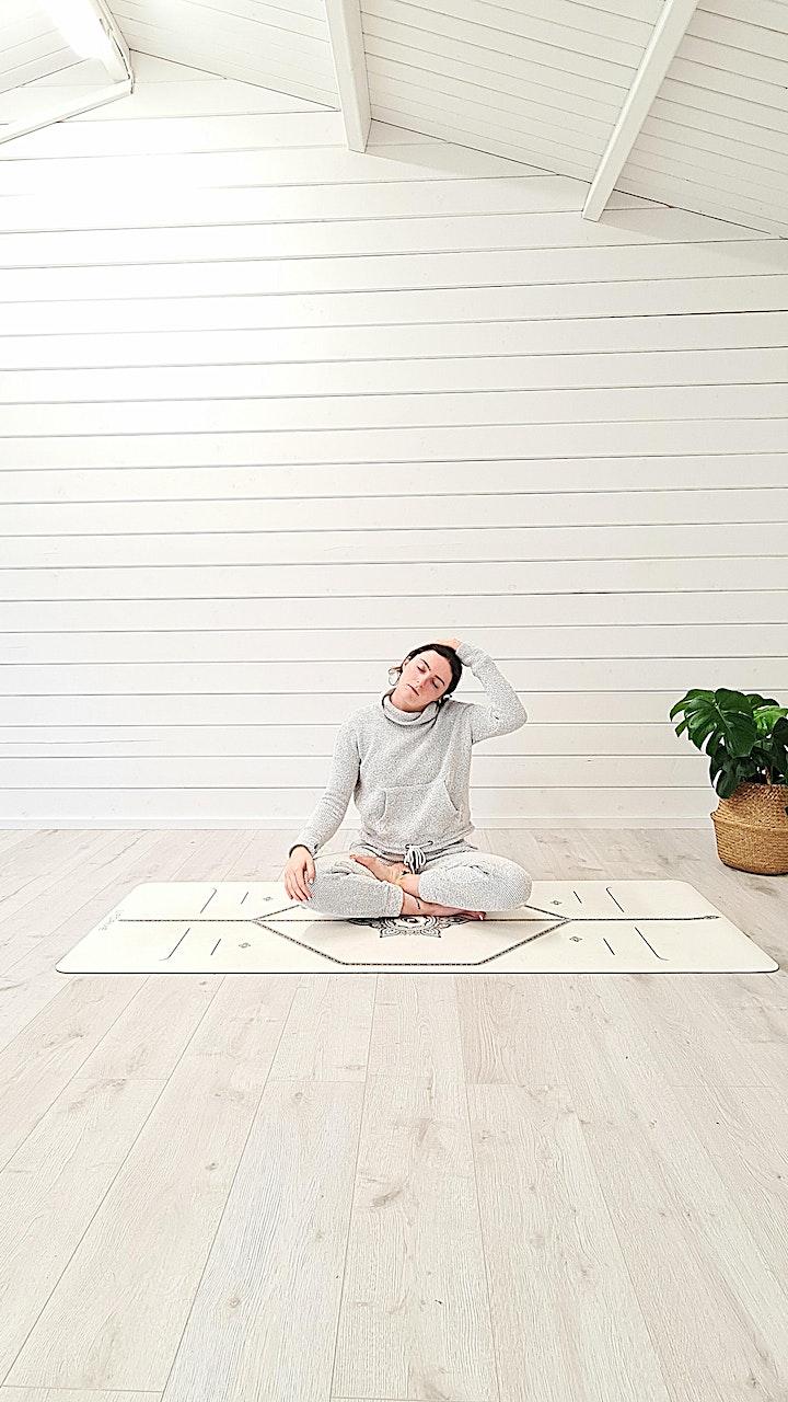 Sleep and Sleep Yoga Masterclass image
