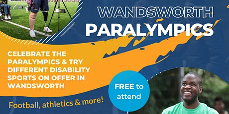 Paralympic Celebration Festival tickets