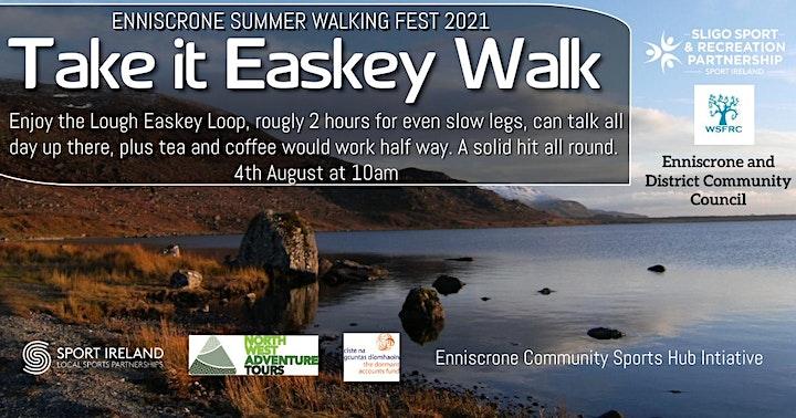 Take it Easkey Walk! image