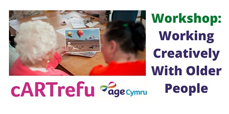 cARTrefu - Working creatively with older people tickets