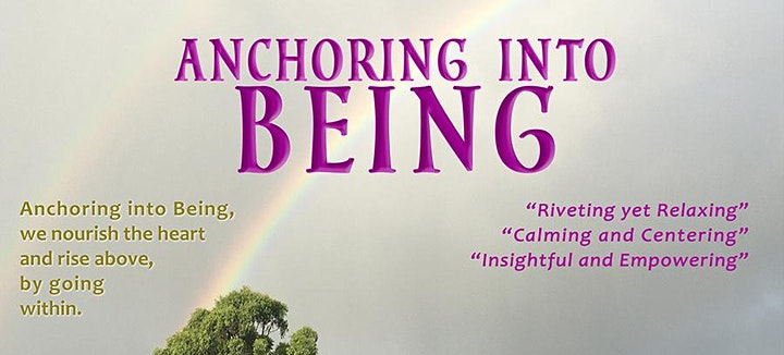 Anchoring into Being - Workshop with Shivallah Dharma image