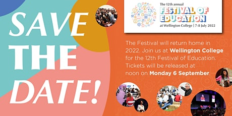 The 12th Festival of Education 2022 tickets