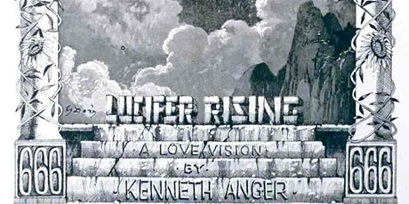 Lucifer Rising | Talk and film screening tickets
