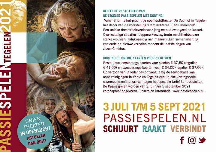 Afbeelding van De Passiespelen: In gesprek met Cees Rullens en Wim Naus