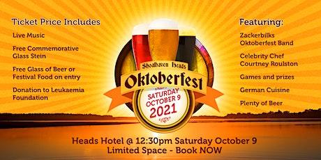 Shoalhaven Heads Oktoberfest tickets