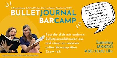Bulletjournal Barcamp