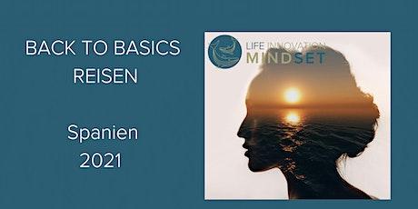 """""""Back-to-basics"""" - Zurückzukehren zu dem, was uns wichtig ist/ Meer-Seminar entradas"""
