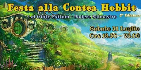 Festa alla Contea Hobbit 2.0 – Labirinto Exitum biglietti