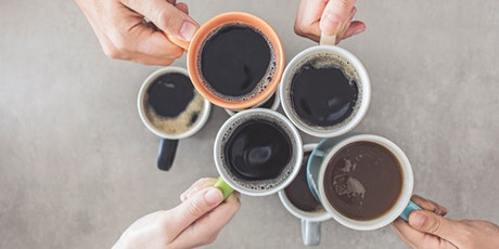 Coffee & Chat : Meet us and Macmillan Cancer Support tickets