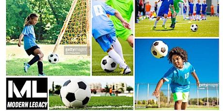Modern Legacy Football Camp- August (Greystones) tickets