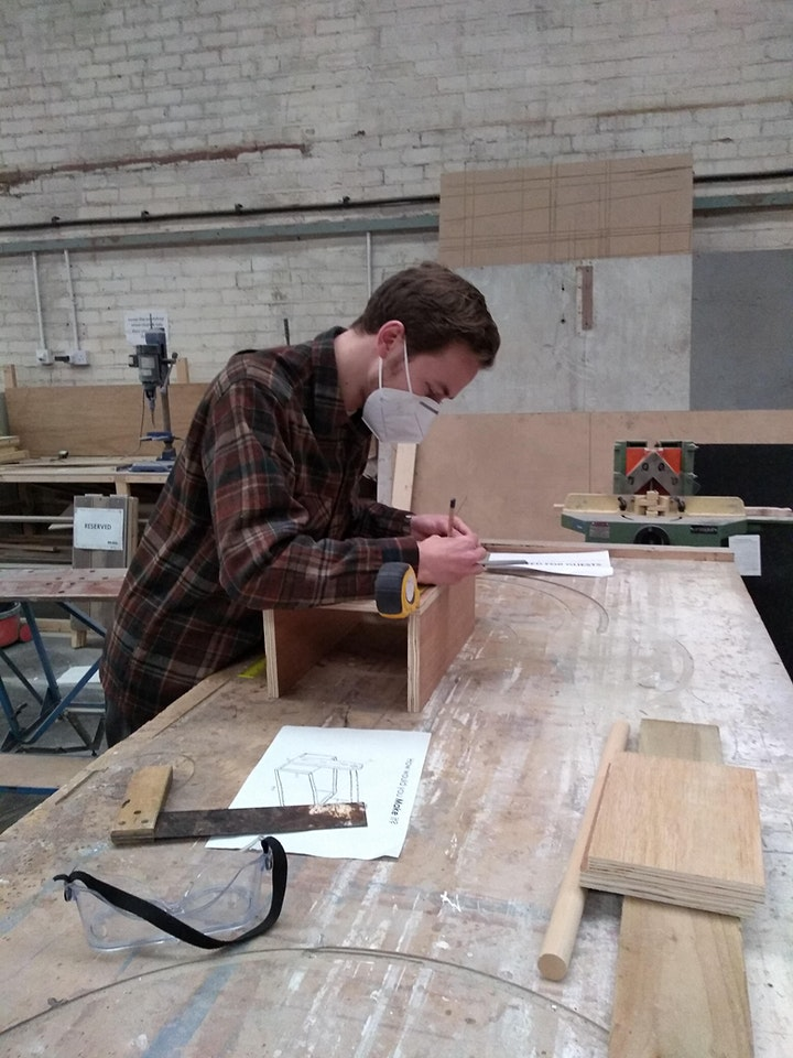 Introduction to Woodwork - Toolbox image
