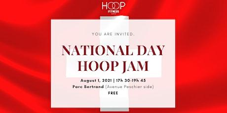 National Day Hoop Jam tickets