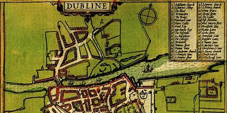 Medieval Walls Walking Tour with Dublin Decoded tickets