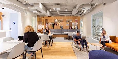 IWG flexible workspace franchise opportunity - New Zealand billets