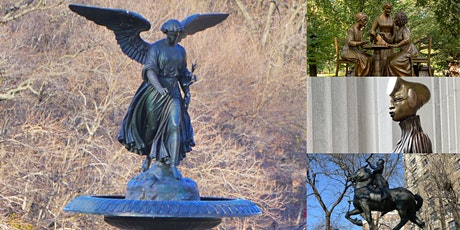 'At the Hands of Women: The Female Sculptors of NYC's Public Art' Webinar tickets