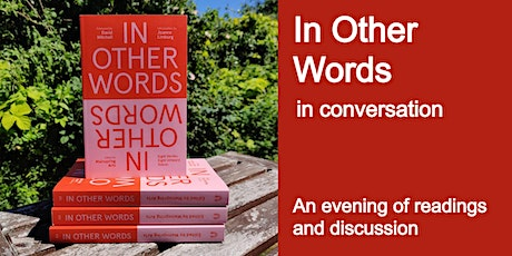 In Other Words: In Conversation tickets