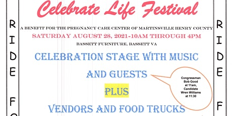 Celebrate Life Festival tickets
