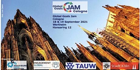 Global Goals Jam Köln 2021 Tickets