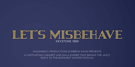 Let's Misbehave tickets