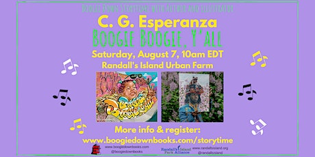 Boogie Down Storytime and Author Event at Randall's Island (August 7) tickets