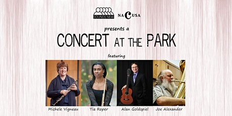 Concert at the Park tickets