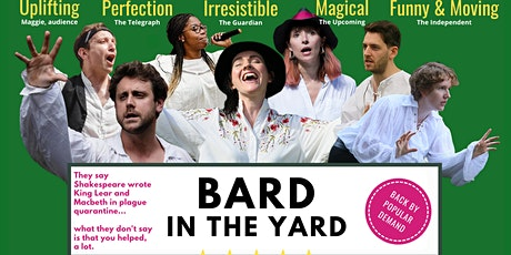 Bard in the Yard Presents:  The Scottish Play tickets