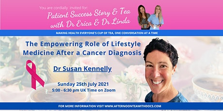 The Empowering Role of Lifestyle Medicine After a Cancer Diagnosis tickets