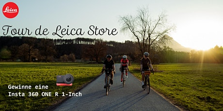 Tour de Leica Store Tickets