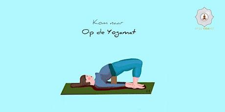 Elke vrijdag Yin Yoga van 11:15 tot 12:15 tickets