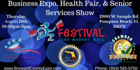 South Florida Seniors and Boomers Expo tickets