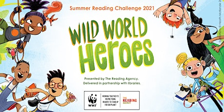 DanceWest: Summer Reading Challenge session @ Fulham Library tickets
